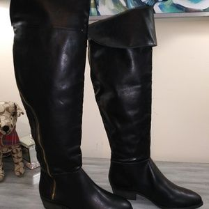 🇺🇸SALE 2 for $50🇺🇸OVER-THE-KNEE ROLL DOWN BOOT